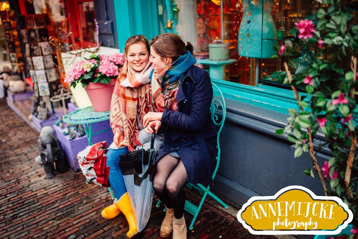 Fotoshoot zussen Nijmegen