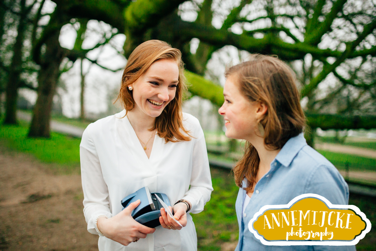 Fotoshoot vriendinnen Nijmegen