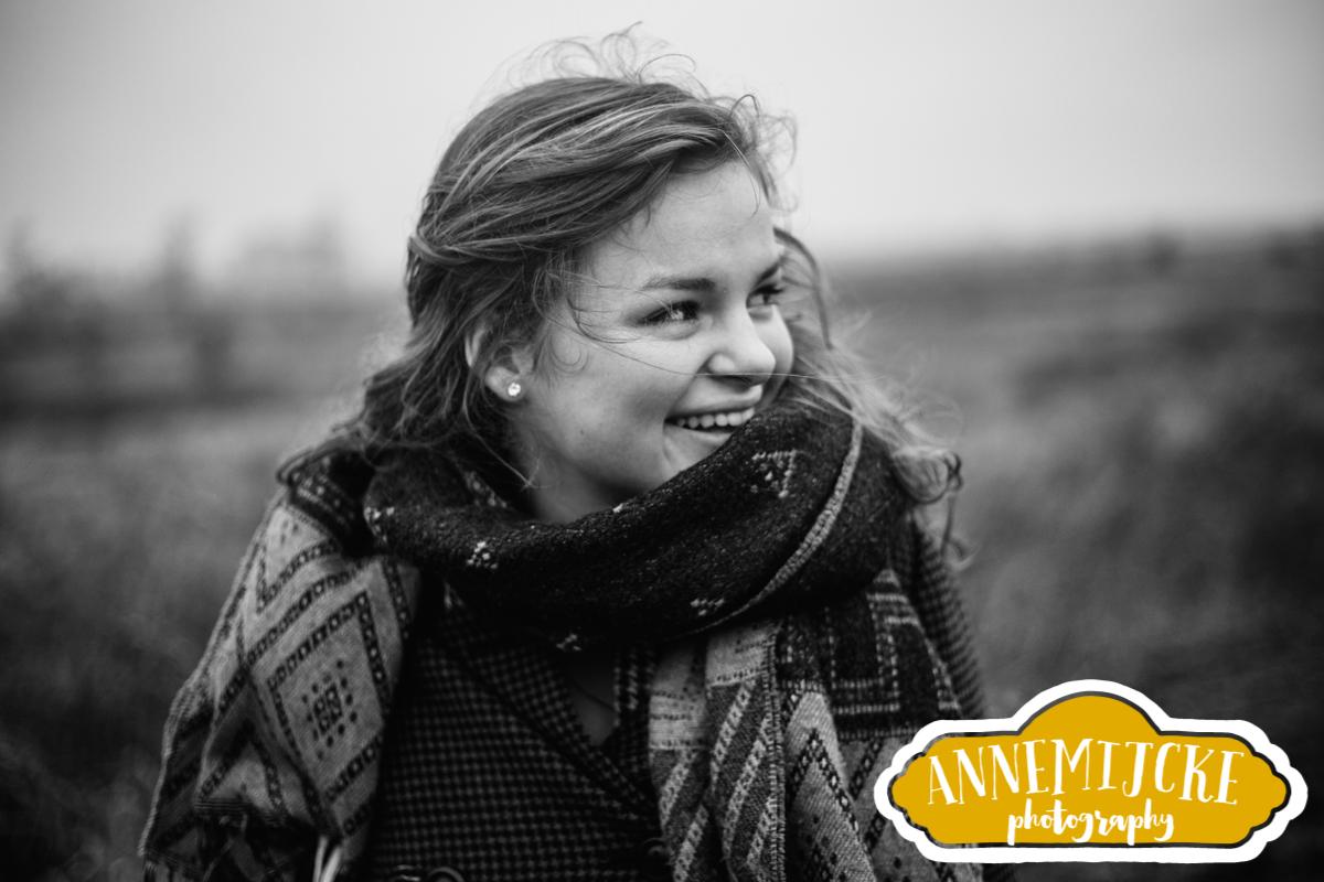 Fotoshoot Ooijpolder portret door Annemijcke Photography