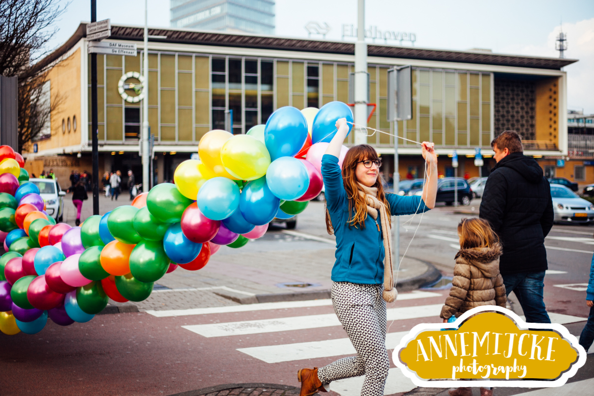 #Balloontree Ballonnenboom Eindhoven Magical Daydream
